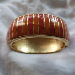 NWT Banana Republic enamel cuff bracelet